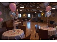 Part time staff required for busy function venue