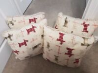NEXT Dog & HOME Pattern Cushions