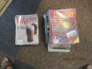Homebrewing Magazines