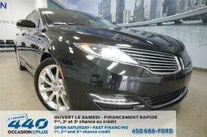 2013 Lincoln MKZ | AWD, CUIR, TOIT, NAVIGATION