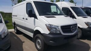 2016 Mercedes-Benz Sprinter 4x4 2500 Cargo 144
