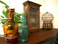 Imported Indian cabinet ideal for kitchen, bathroom or display