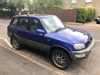 Toyota RAV4 LPG converted + lots of extras SPARES OR REPAIRS