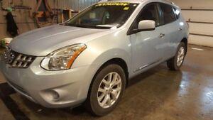 2011 Nissan Rogue SV XTRONIC CVT