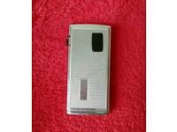 Ronson Varaflame Electronic Gas Lighter