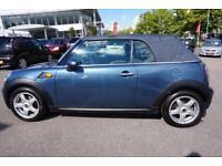 2010 Mini Cooper Convertible 1.6 Cooper (122) 2dr Automatic Petrol Convertible