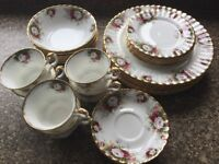 ROYAL ALBERT CELEBRATION BONE CHINA TABLEWARE