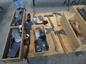 Large, Tools-only Outdoor Yard Sale
