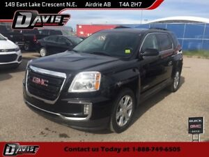 2017 GMC Terrain SLE-2 ALL WHEEL DRIVE, PIONEER AUDIO, HEATED...