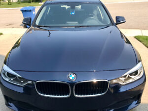 2013 BMW 3-Series 320i xDrive Sedan (NO GST)