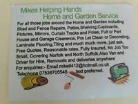 Mikes Helping Hands Home and Garden Service