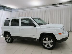 2016 Jeep Patriot HURRY IN TO SEE THIS BEAUTY!! HIGH ALTITUDE 4X