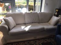 Free 3 piece sofa. Pick up only