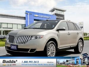 2011 Lincoln MKX SAFETY AND RECONDITIONED