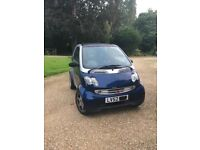 Smart car fortwo spares and repairs.