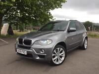 BMW X5 Xdrive30d M-Sport 3.0D 5S panorama roof