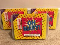 Oh Mary! Oddsocks - Special offer at £8 a pack!