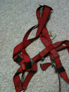 Full Body Harness with 310 lb. Weight Capacity csa