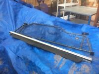 Subaru Outback dog guard and parcel shelf from 2005 model