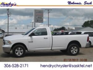 2013 Ram 1500 SLT 4x4 Reg. Cab Long Box