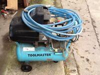 Toolmaster air compressor