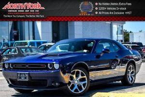 2016 Dodge Challenger R/T|Manual|Nav|Alpine Audio|HEMI|Backup Ca