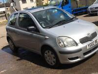 Toyota Yaris 1.0 Cheap Run about Bargain