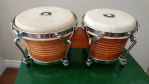 Club salsa percussion drum