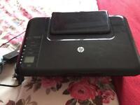 HP Deskjet 3050 printer, scanner, copier