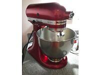 Kitchenaid stand mixer + ice cream maker attachment