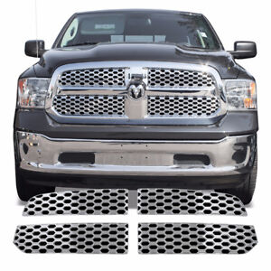 Grill Inserts - Give your Truck an extra bit of shine!