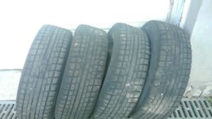 225/65R16 yokokama ice gaurd (off 2009 Grand Caravan)