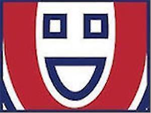 Canadiens de Montréal 2 billets dans les blanc 305 rangée DD