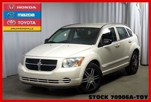 2010 Dodge Caliber SXT/AIR CLIM/SIEGES CHAUFF.