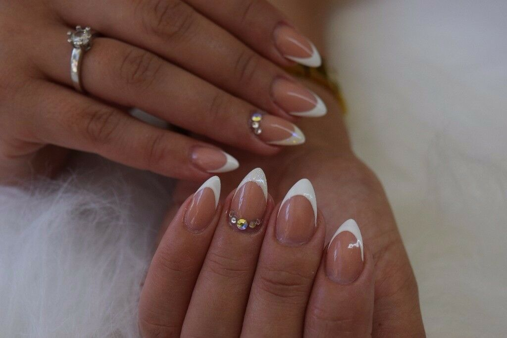 Manicure Pedicure Shellac £15 Gel Nails Extension Acrylic Gel in ...