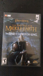 Rise of The Witch-King Expansion Battle For Middle Earth II