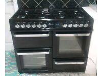 8 Burner Range Cooker