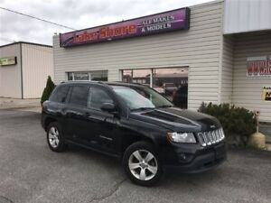 2015 Jeep Compass Sport HEATED SEATS