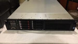 HP Proliant DL380 G6 x2 Intel Xeon 2.8Ghz Quad Core