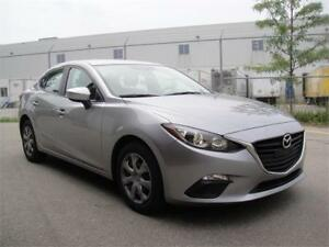 2014 MAZDA 3 SKYACTIVE-SPOTLESS,BLUETOOTH,ZERO ACCIDENTS