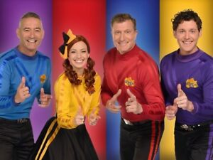 Looking for 2-3  tickets to Wiggles on Oct 21st - Floor Seats