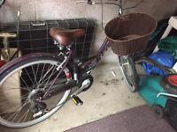 Dawes lady's bicycle