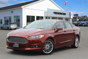 2014 Ford Fusion SE! REDUCED! AWD! HEATED LEATHER! SUNROOF!