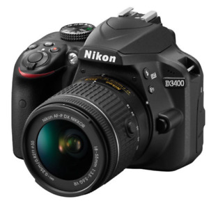 Nikon D3400 Dx Series Digital camera
