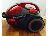 HOOVER WHIRLWIND BAGLESS VACUUM CLEANER