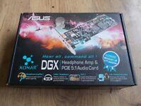 ASUS XONAR DGX SOUND CARD