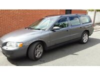 VOLVO V70 2.4 D5 AUTOMATIC ESTATE DIESEL AWD 4X4 (RARE) IMMACULATE FULLY LOADED