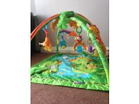 Fisher-Price Jungle Play Mat