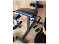 5 gym equipment machines for sale 450.00 for all