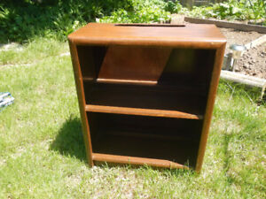 Bookcase - solid wood